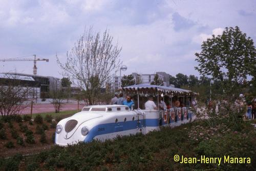 Zug 12 Serie 3 Baujahr 1973