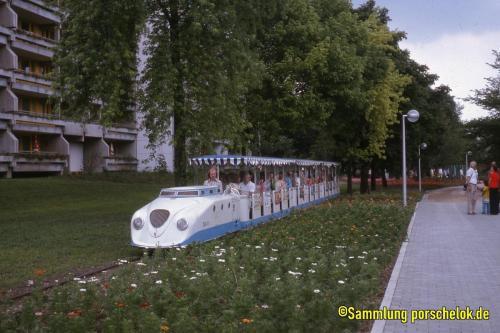 Zug 8 Serie 3 Baujahr 1963