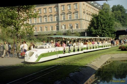 Zug 10 Serie 3 Baujahr 1973