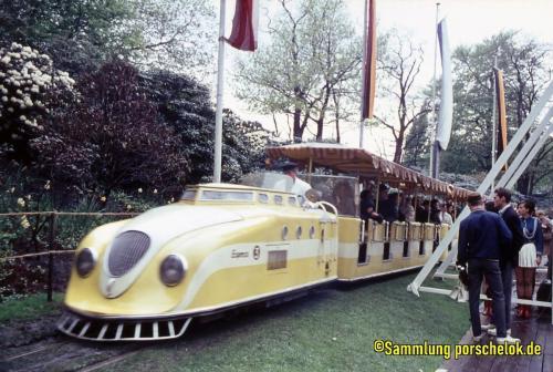 Zug 7 Vorserie 2 Baujahr 1959