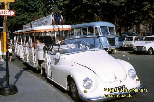 Jean-Henry Manara: Strasbourg (F) 1969