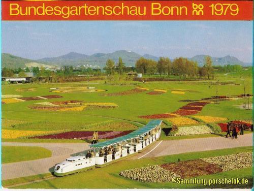 Ansichtskarten Bonn 1979