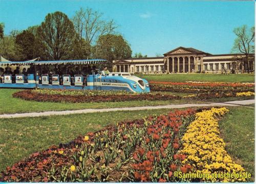 Ansichtskarten Stuttgart 1977