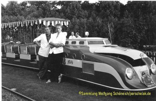 Zug 4 Serie 1 Baujahr 1959