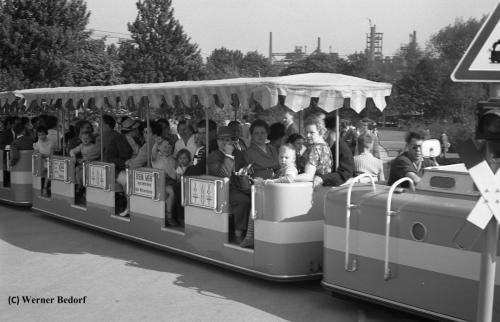 Fotos Werner Bedorf: Dortmund 1959
