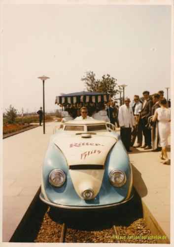 Zug 1 Serie 1 Baujahr 1959
