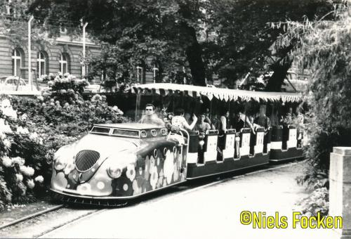 Fotos Niels Focken: Hamburg 1977/86