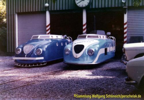 Zug dunkelblau Serie 3 Baujahr 1963