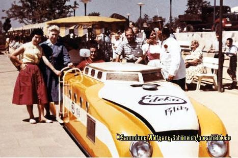Zug 3 Serie 1 Baujahr 1959